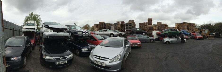 Scrap Car Buyers Canterbury
