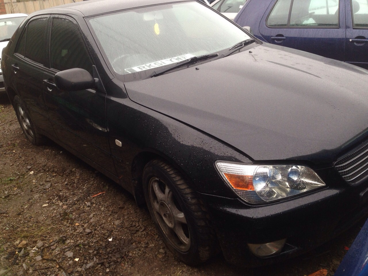 LEXUS IS Saloon IS200 Petrol (04/99 - 12/05)
